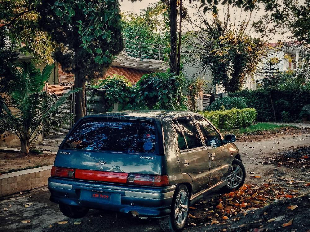 Daihatsu Charade 1989 Image-1