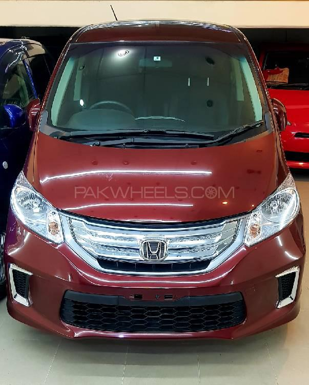 Honda Freed + Hybrid EX 2015 Image-1