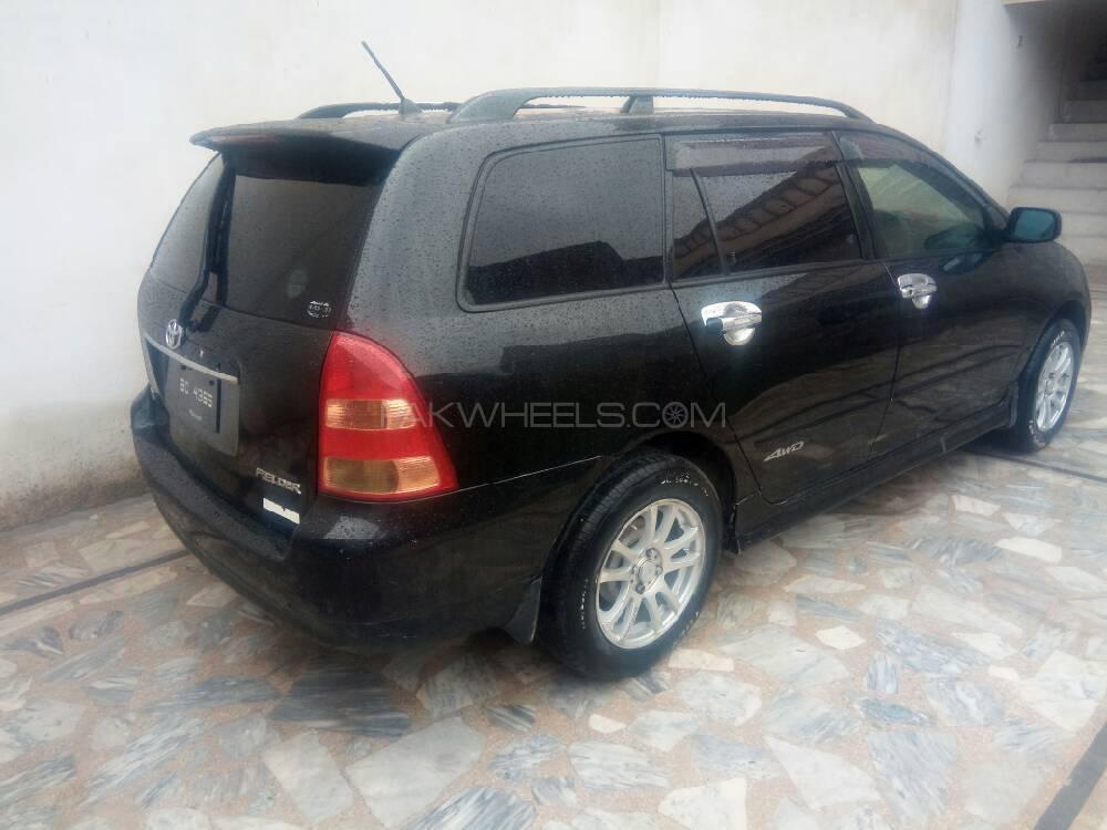Toyota Corolla Fielder X 2004 Image-1