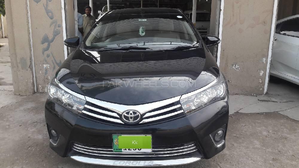 Toyota Corolla XLi Automatic 2015 Image-1