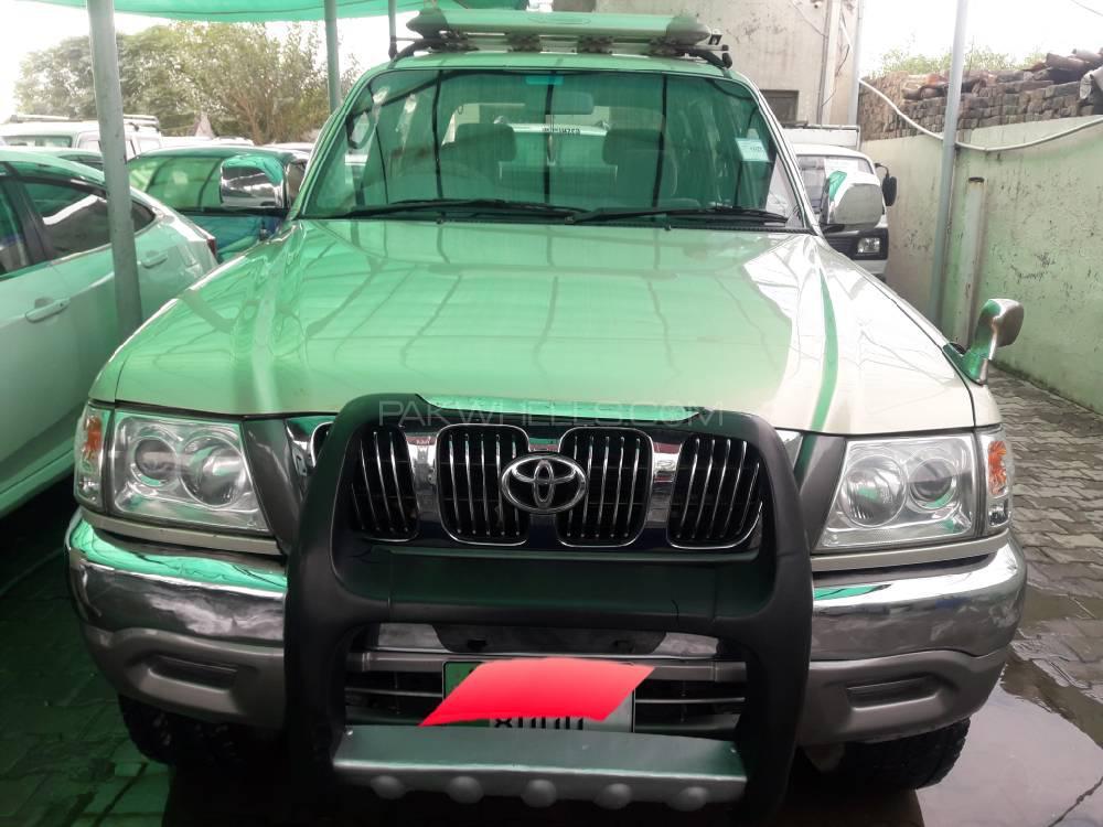 Toyota Hilux Tiger 2002 Image-1
