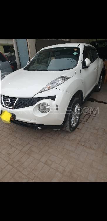 Nissan Juke 15RX Urban Selection 2013 Image-1