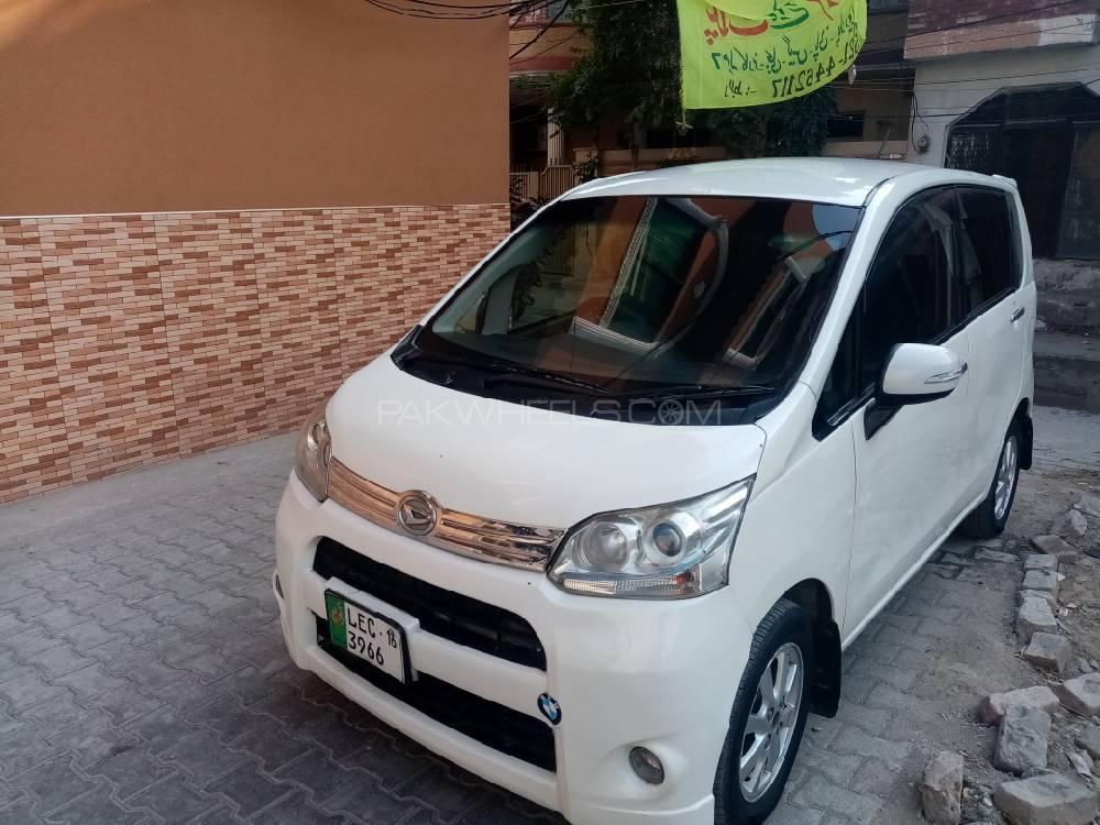 Daihatsu Move Custom RS SA 2012 Image-1