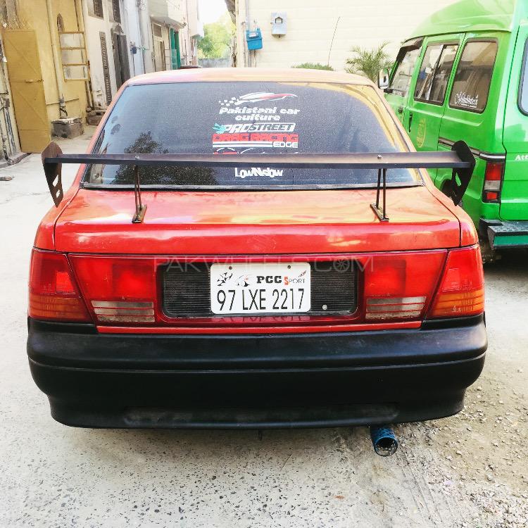Suzuki Margalla - 1997  Image-1