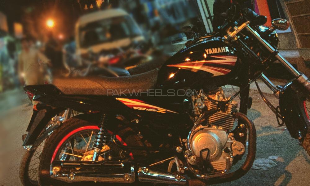 Yamaha YB 125Z  - 2017  Image-1