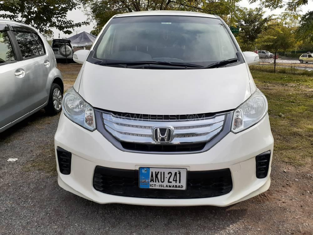 Honda Freed Hybrid EX 2012 Image-1