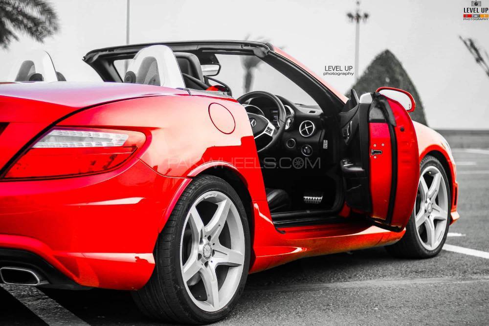 Mercedes Benz SLK Class SLK200 2011 Image-1