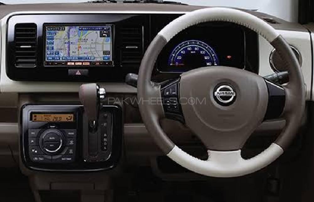 Nissan Moco Dolce G  2018 Image-1