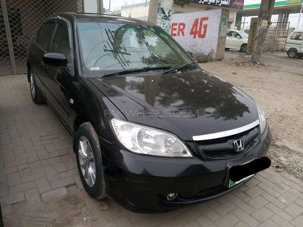 Honda Civic VTi Oriel UG Prosmatec 1.6 2006 Image-1