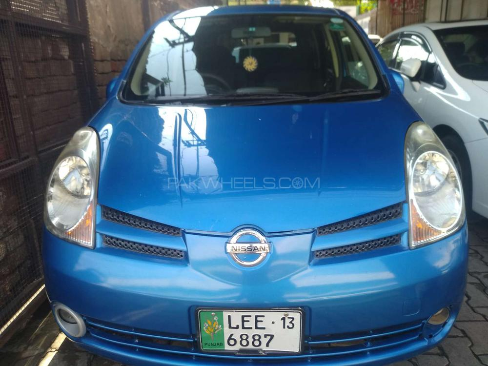 Nissan Note X 2007 Image-1