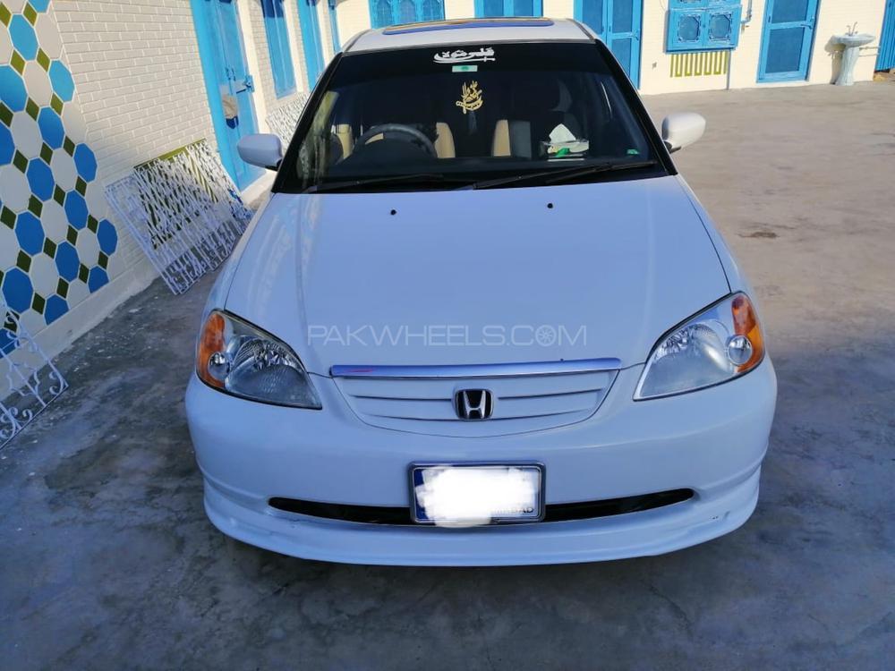 Honda Civic VTi Oriel Prosmatec 1.6 2003 Image-1