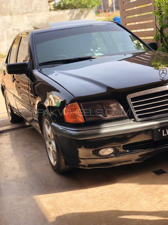 Mercedes Benz C Class - 1998  Image-1