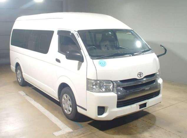 Toyota Hiace DX 2014 Image-1