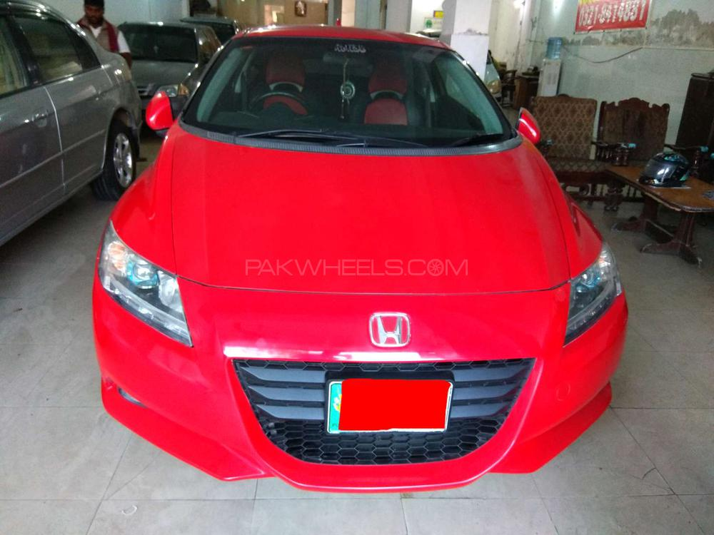 Honda CR-Z Sports Hybrid Alpha 2011 Image-1