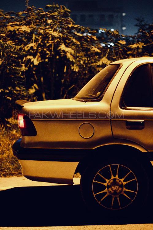 Mitsubishi Lancer - 1990  Image-1