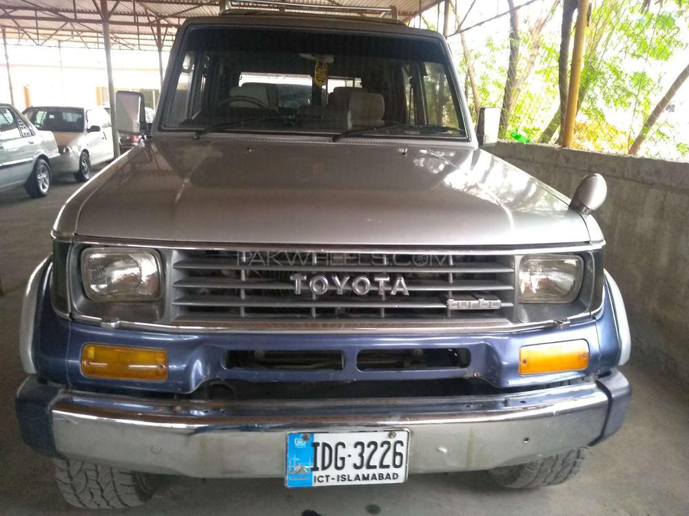Toyota Prado TX 2.7 1992 Image-1