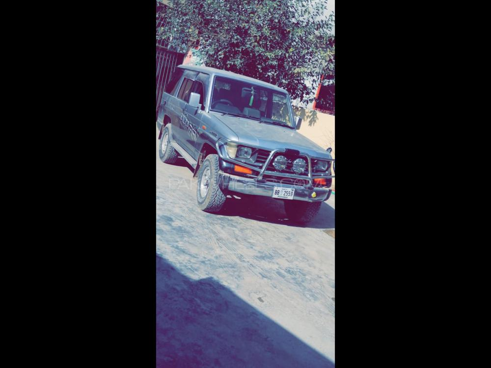 Toyota Prado TX Limited 3.4 1990 Image-1