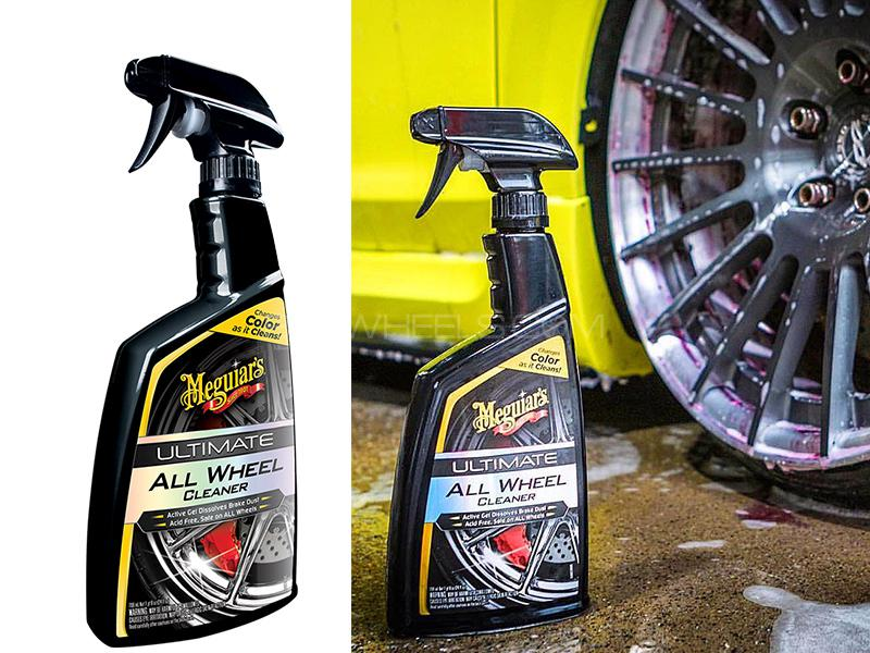 Meguiar's Ultimate All Wheel Cleaner Image-1