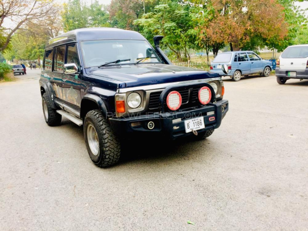 Nissan Patrol 4.2 SGL 1991 Image-1
