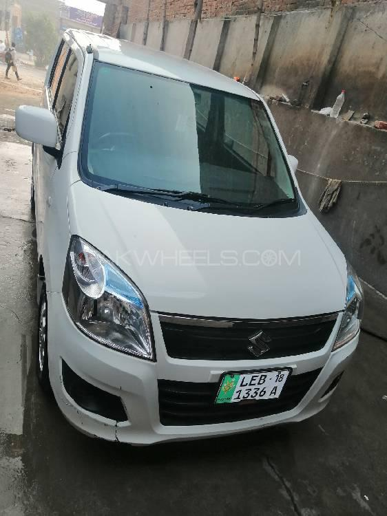 Suzuki MR Wagon 2018 Image-1