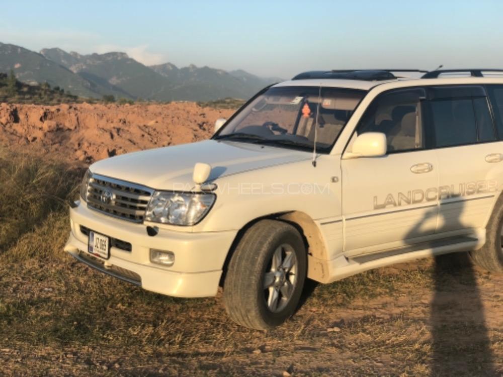 Toyota Land Cruiser - 2001  Image-1