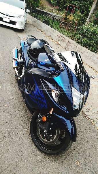 Suzuki Bandit - 2014  Image-1