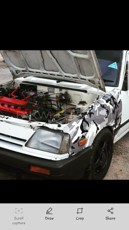 Suzuki Khyber - 1986  Image-1