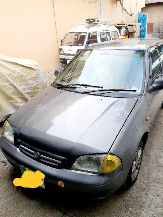Suzuki Cultus VXL (CNG) 2007 Image-1
