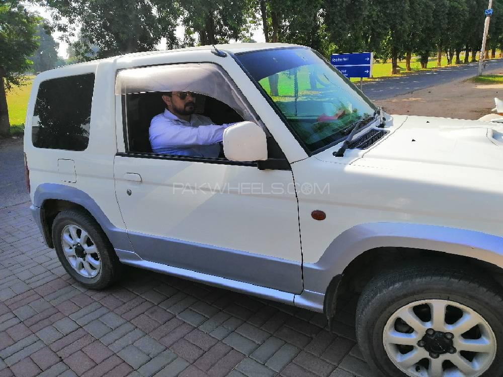Mitsubishi Pajero Mini - 2013 kk bhai Image-1