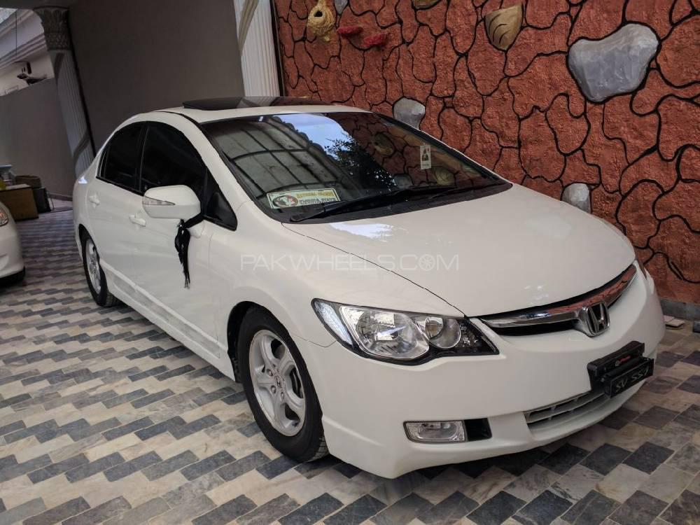 Honda Civic - 2011 Civic Reborn Image-1