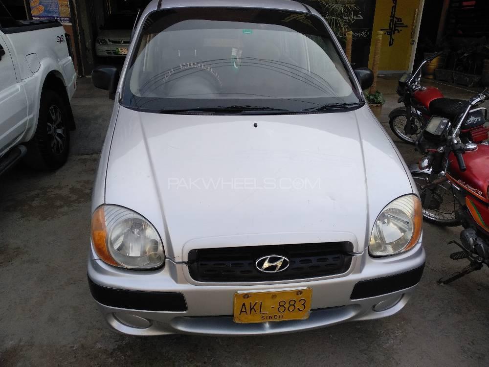 Hyundai Santro Exec 2006 Image-1