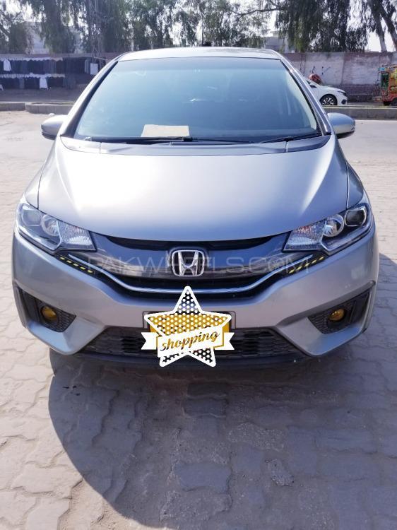 Honda Fit 1.5 Hybrid F Package 2014 Image-1