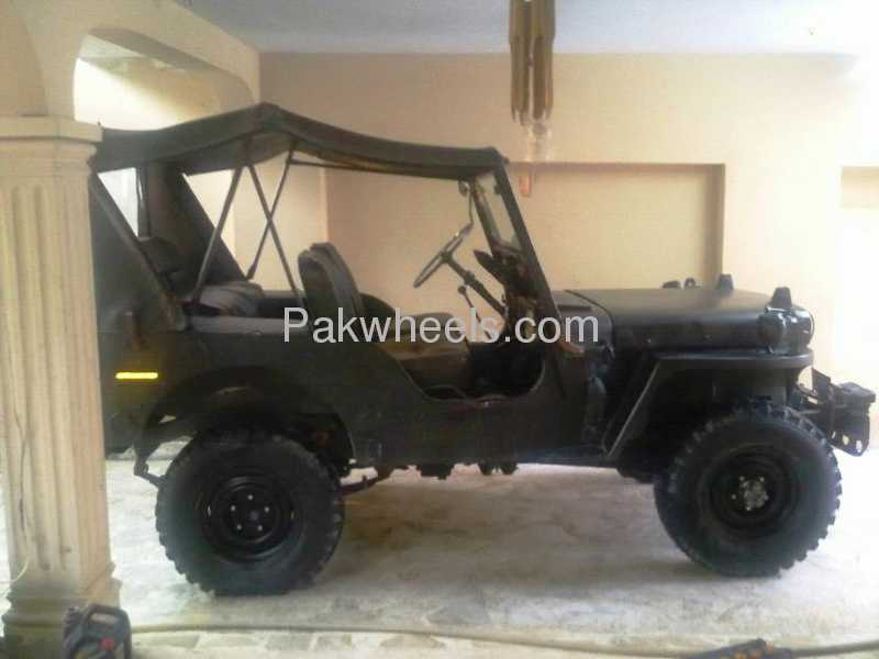 Jeep Other 1960 Image-2