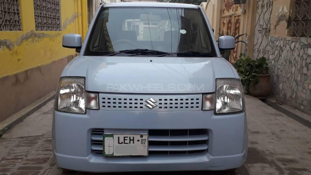 Suzuki Alto GII 2004 Image-1