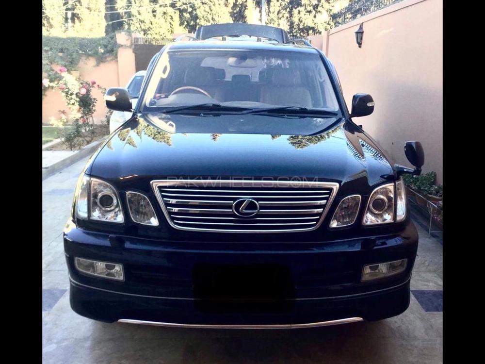 Lexus LX Series LX470 1998 Image-1