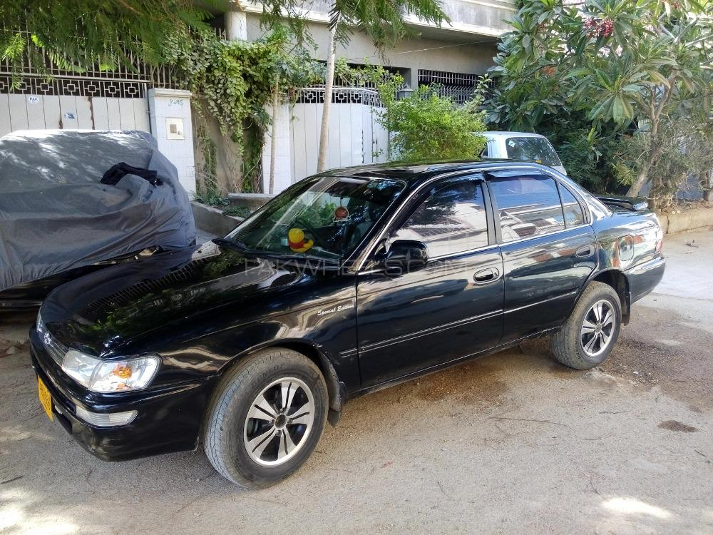 Toyota Corolla XE-G 1998 Image-1