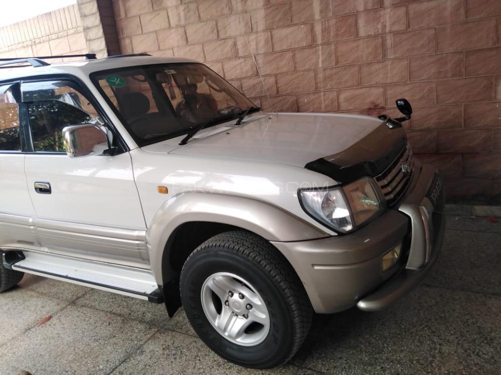 Toyota Prado TZ G 4.0 2002 Image-1