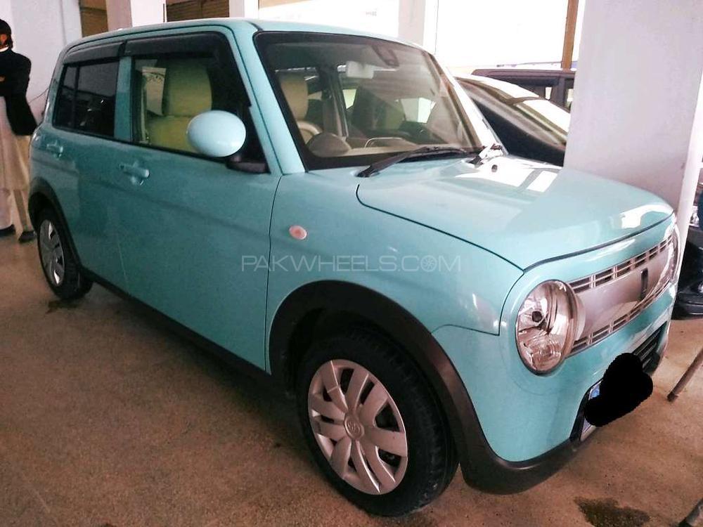 Suzuki Alto Lapin G 2016 Image-1