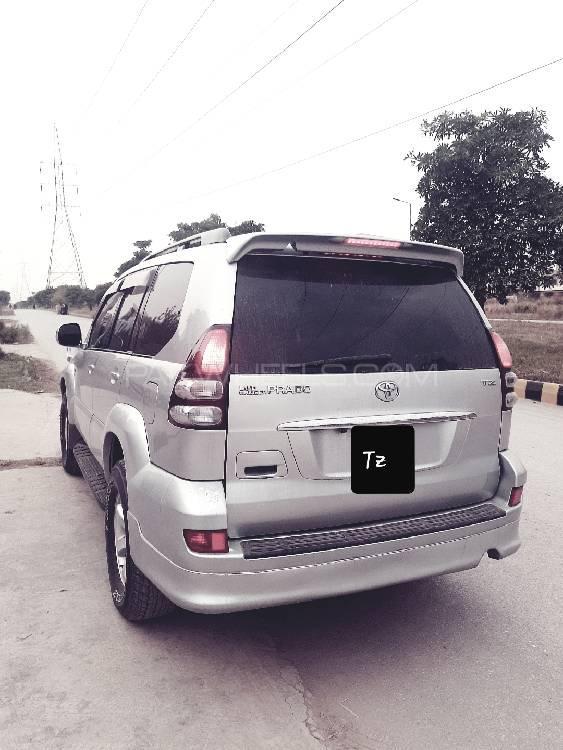 Toyota Prado TZ 3.4 2002 Image-1
