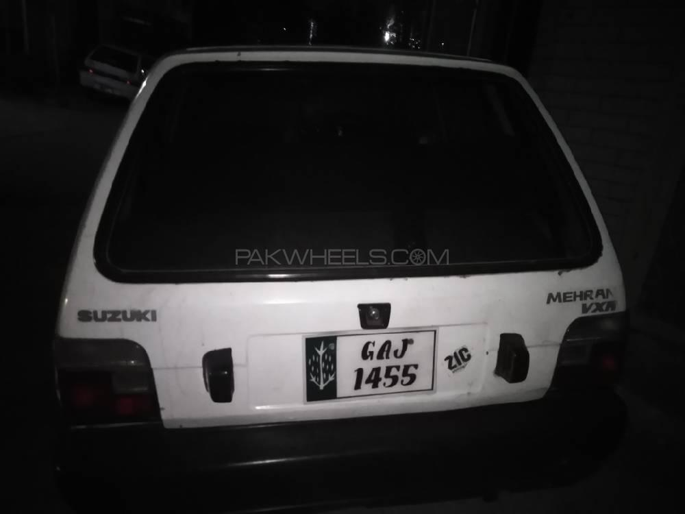 Suzuki Mehran VX 1992 Image-1