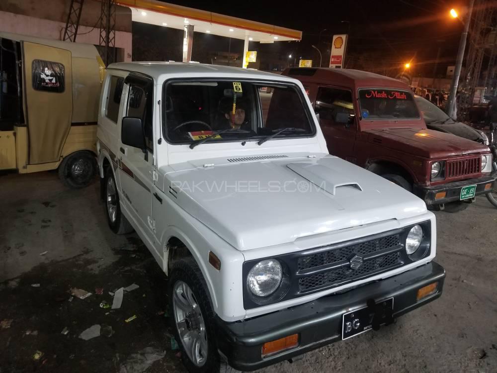 Suzuki Jimny 1992 Image-1