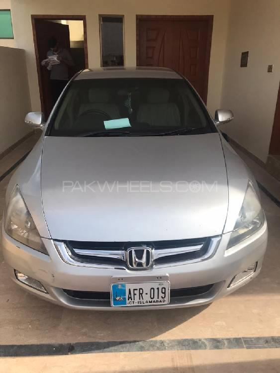 Honda Accord CL9 2007 Image-1