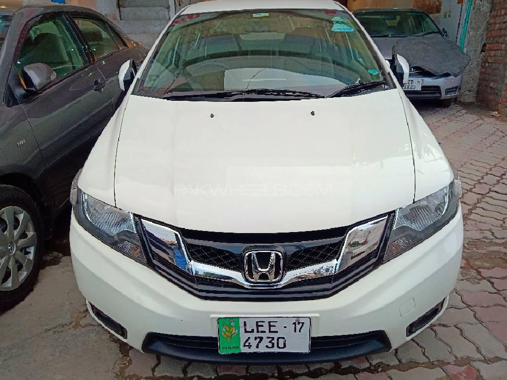 Honda City Aspire 1.5 i-VTEC 2017 Image-1