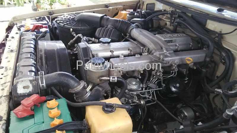 Toyota Land    Cruiser    1988 for sale in Islamabad   PakWheels