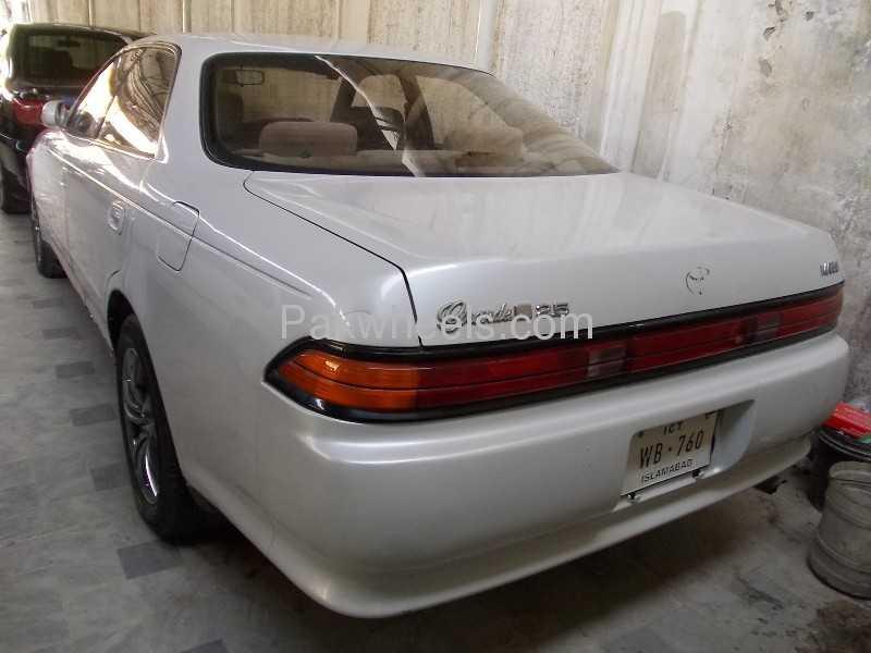 Toyota Mark Ii 1994 For Sale In Rawalpindi Pakwheels
