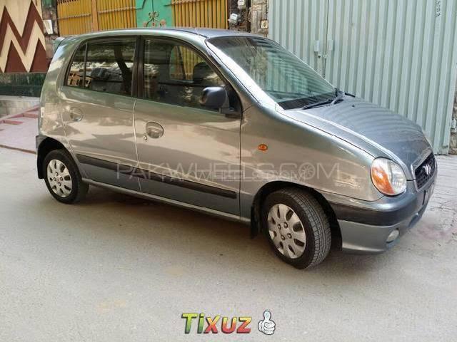 Hyundai Santro - 2006  Image-1