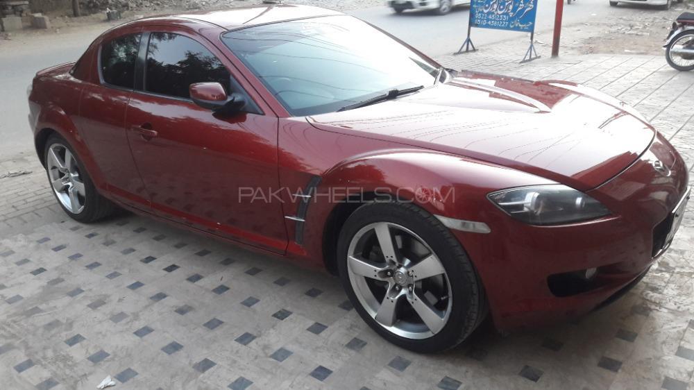 Mazda RX8 Rotary Engine 40TH Anniversary 2011 Image-1