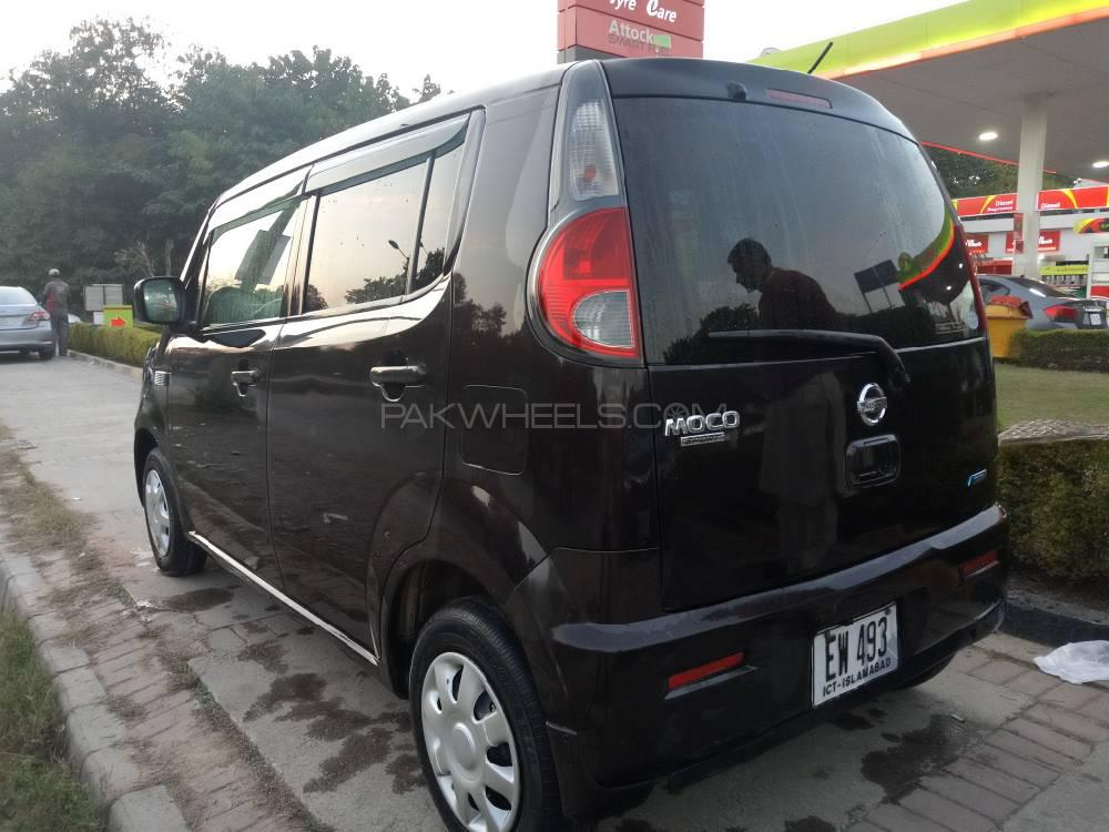 Nissan Moco X Idling Stop 2012 Image-1