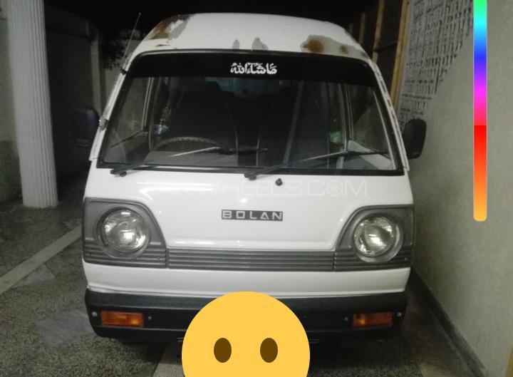 Suzuki Bolan 2005 Image-1