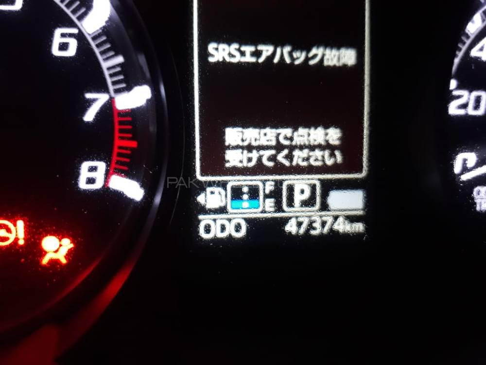Daihatsu Move X Turbo 2018 Image-1